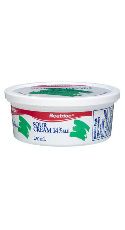 14% Sour Cream 250 mL