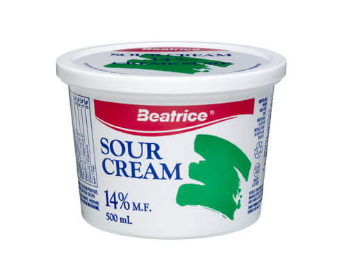 14% Sour Cream 500 mL