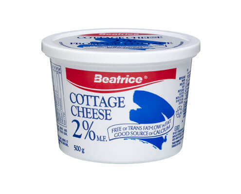 2% Cottage Cheese 500 g