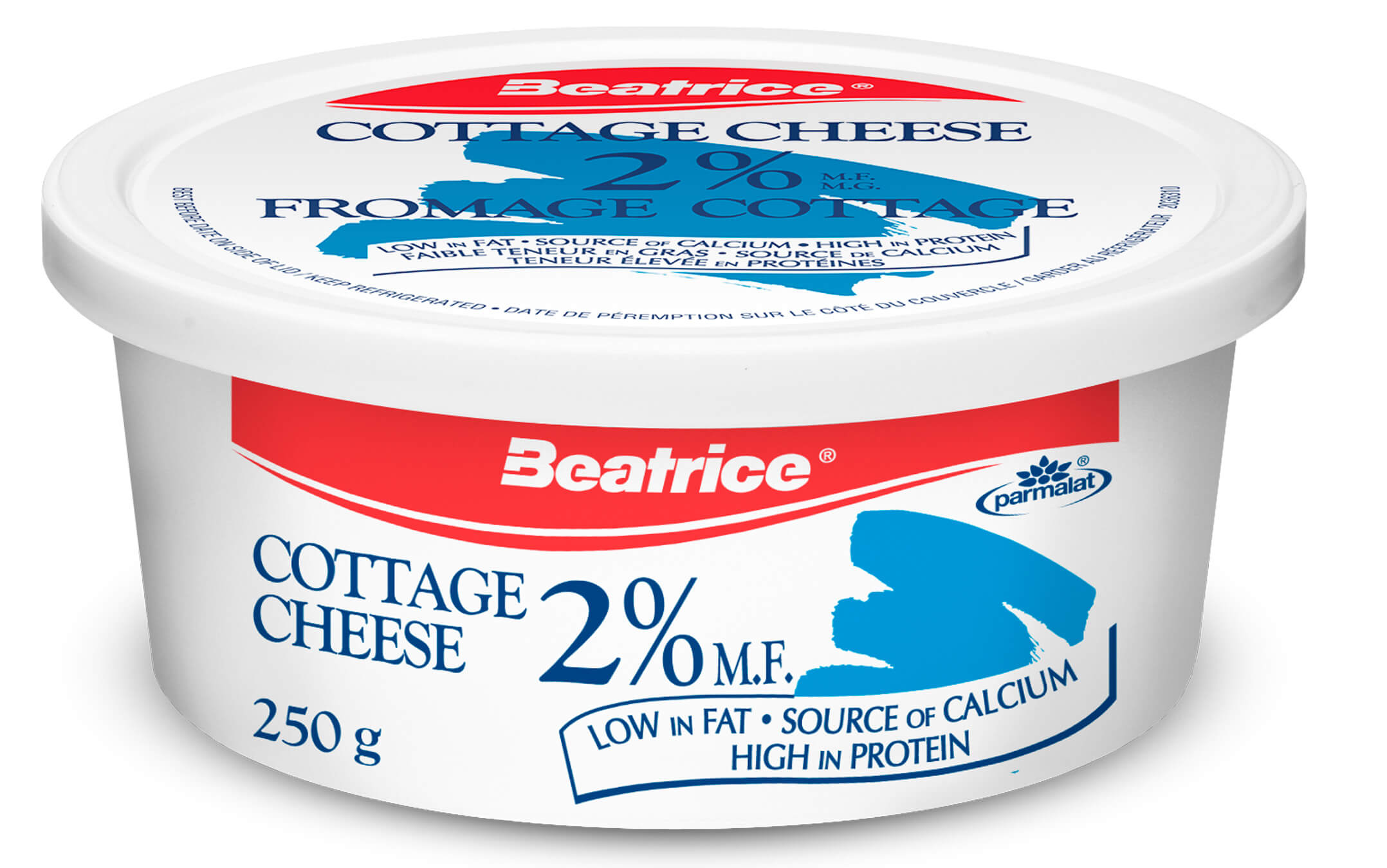 Lovely 2% Cottage Cheese 250 G